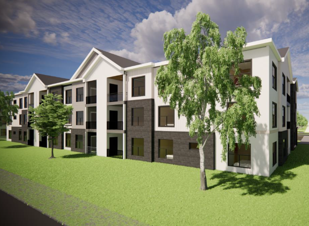 JV Equity Request for Idaho Multifamily Development